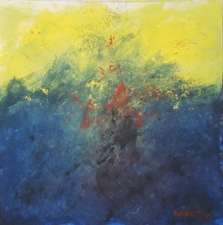 Acrílico sobre lienzo, 2013