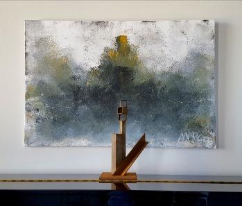 Acrílico sobre lienzo, 2017