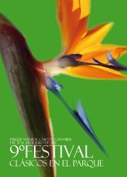 9º festival clásicos en el parque
