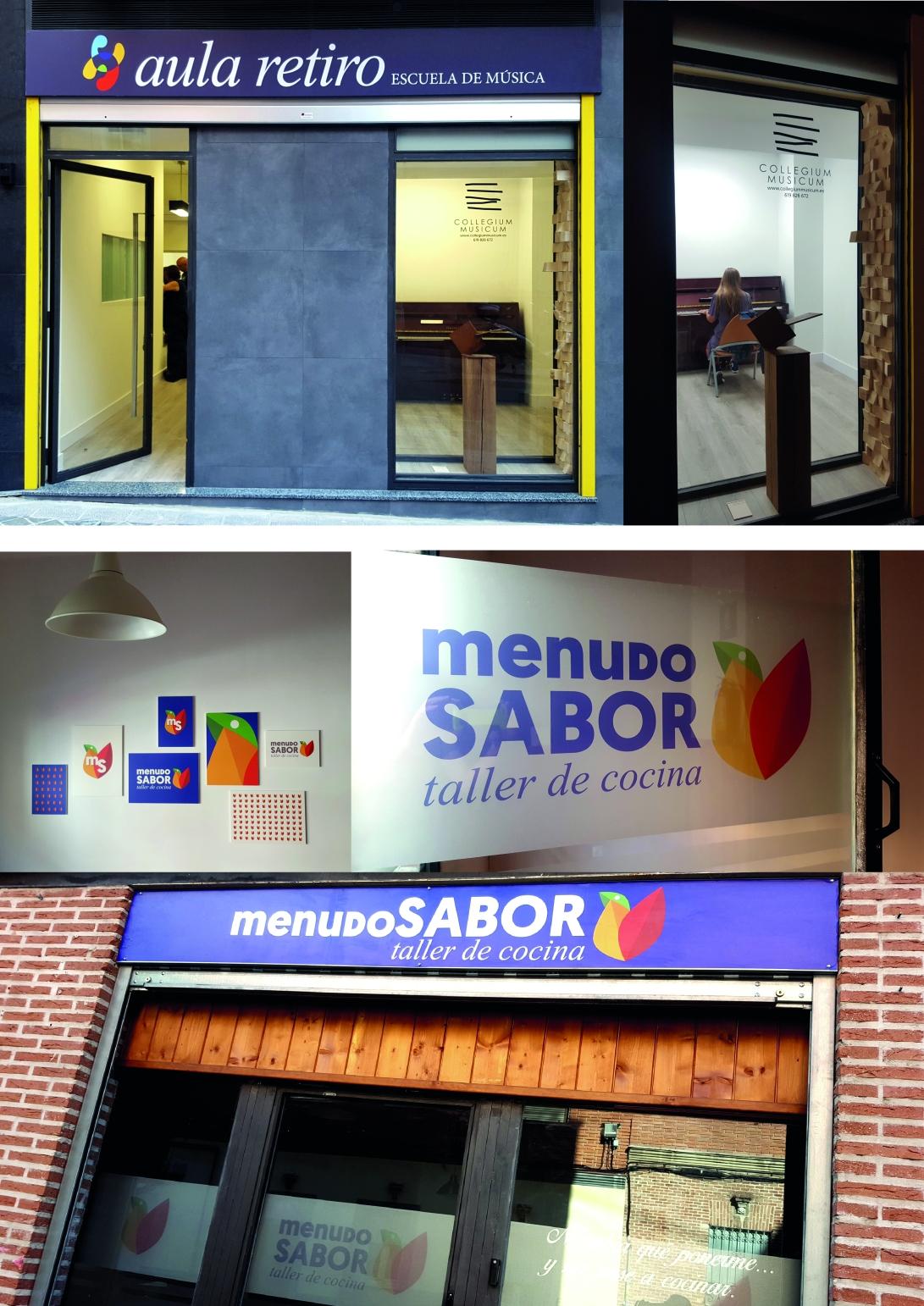 davidmarcovisual.com Logos
