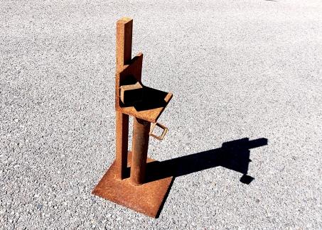 Escultura brutalista, davidmarcovisual